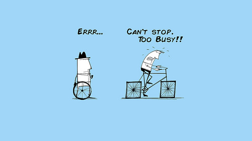 Rushed and Rude: The High Cost of Busyness