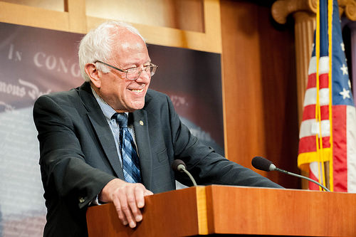 Bernie Sanders Is Right: We Need a Vacation