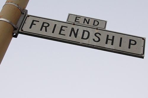 How to End a Toxic Work Friendship