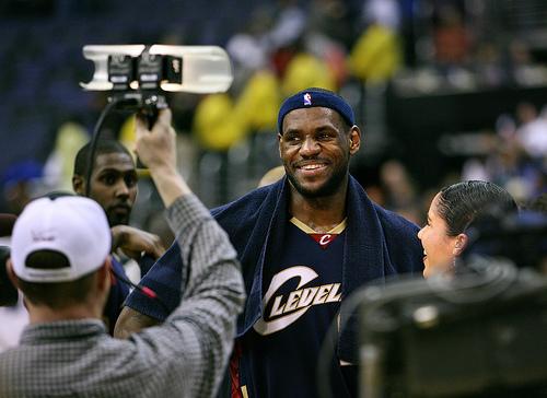 NBA Asks Men to 'Lean In Together'