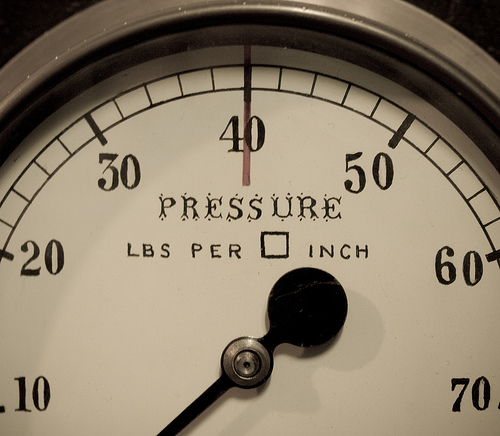5 Ways to Thrive Under Pressure