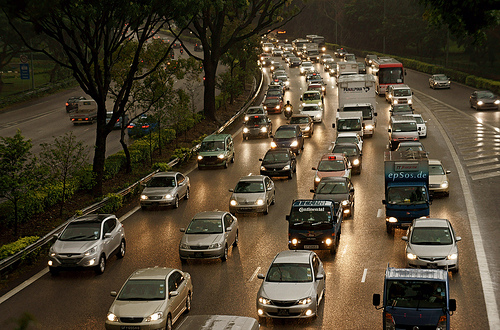 Another Benefit of a Shorter Work Day: A Better Commute
