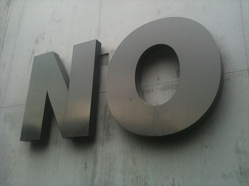 How to Say No, Even If It Makes You Really Uncomfortable