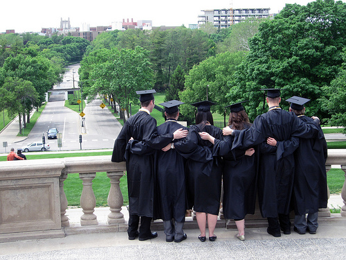 College Seniors Are (Unrealistically?) Optimistic About Their Job Prospects