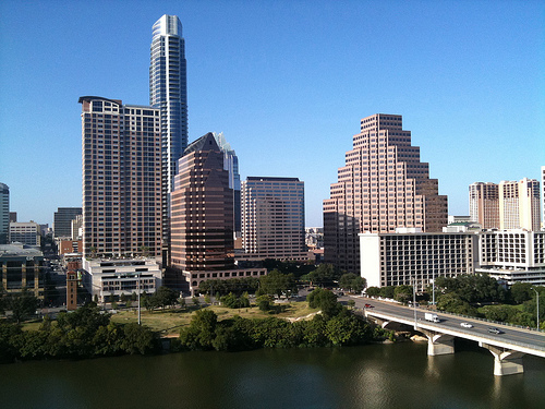 The 4 Cities Creating the Most Middle-Income Jobs (Are All in Texas)