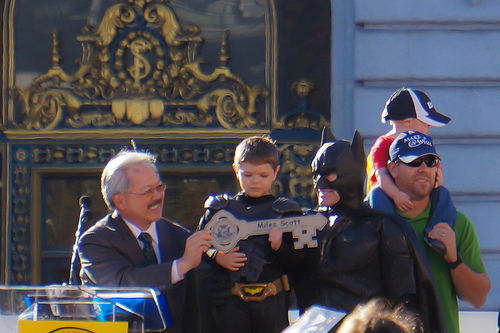 3 Career Lessons From Batkid