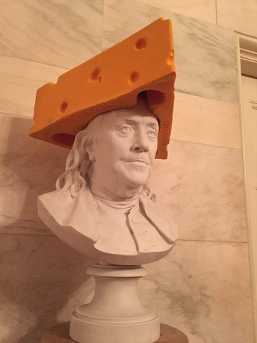 #BigBlockofCheeseDay: Jobs, the Gender Pay Gap, Family Leave, and More