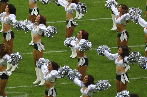 The NFL Cheerleader Wage Theft War