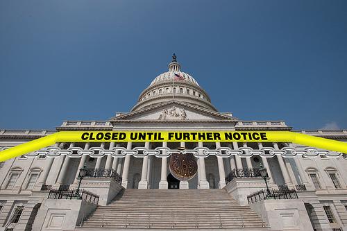 Government Shutdown Shuts Down Jobs Report