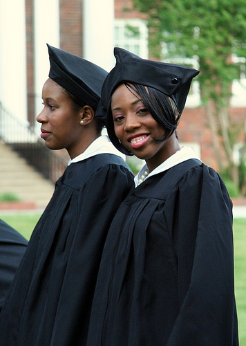 The Relationship Between College Graduation, Race, and Time? It's Complicated