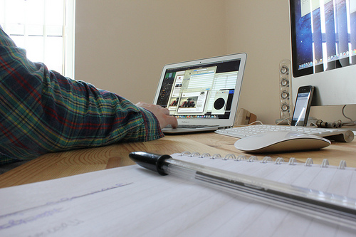 Change Your Desk to Be More Productive