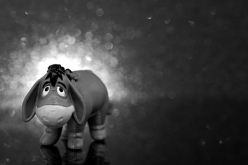 In Praise of the Office Eeyore