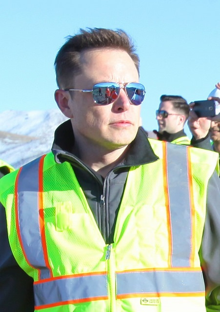Elon Musk Looks Like a Bond Villain But Acts Like a Superhero
