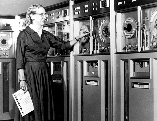 3 Women Who Invented the Modern Office