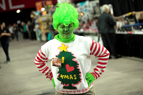 How to Not Be a Grinch at Work (When You're Tired of Christmas Already)