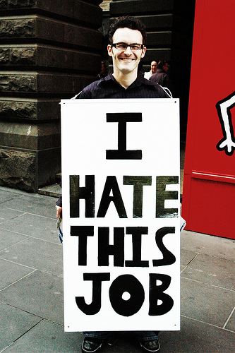 SEM Strategists – We All Want to Know, Why Do You Hate Your Job?