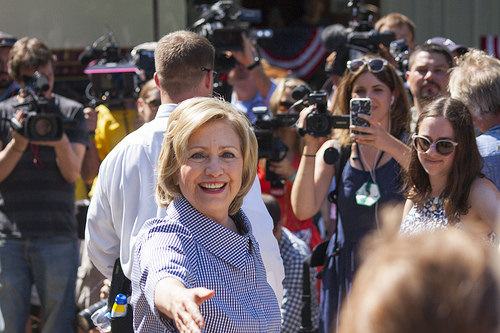 3 Career Lessons for Working Women From Hillary Clinton (Even If You're Voting for Someone Else)