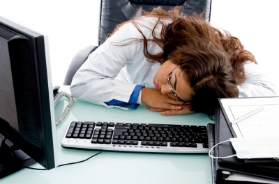 The 5 Most Sleep-Deprived Jobs [infographic]