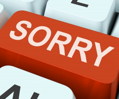 Should You Apologize at Work?