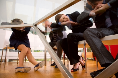 Use Parkinson's Law to Save You From Useless Meeting Hell