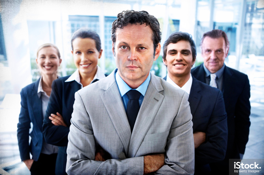 Vince Vaughn's Stock Photos Perfectly Capture the Excitement of Modern Corporate Life
