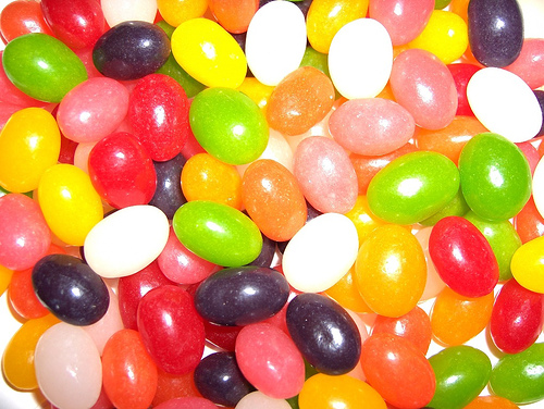 Align Your Career With Your Interests, and Be as Happy as a Jelly Bean Scientist