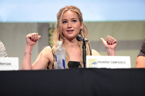 Jennifer Lawrence Speaks Out About the Gender Pay Gap