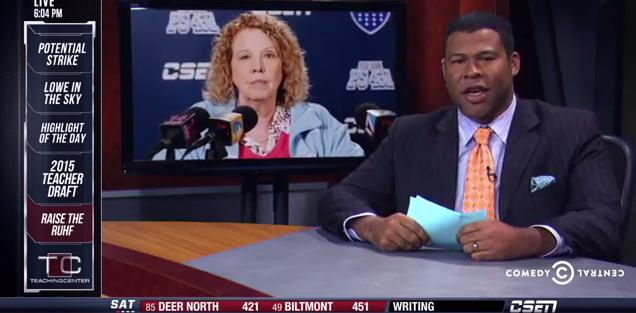 Key & Peele Asks, 'What If We Worshipped Teachers Like We Do Pro Athletes?'