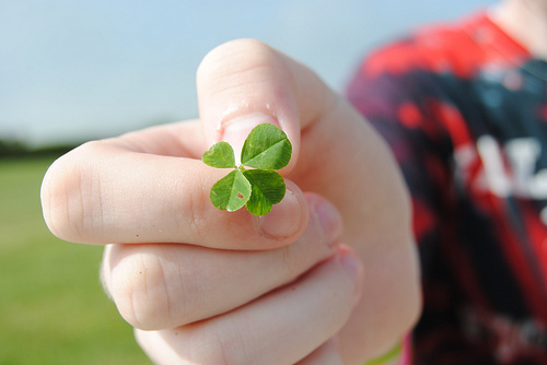 5 Ways to Be Luckier at Work