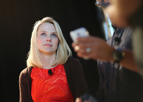 The Controversial Maternity Leaves of Marissa Mayer