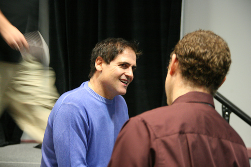 3 Reasons Why You Want to Be Mark Cuban