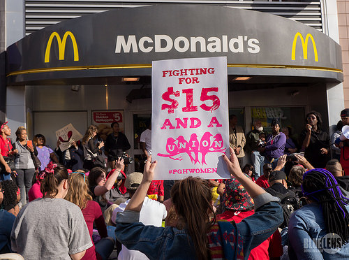 4 Things to Know About the McDonald's Protest for a Higher Minimum Wage