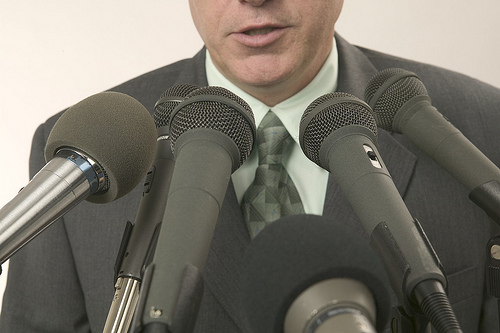 4 Terrible Pieces of Advice for Public Speakers