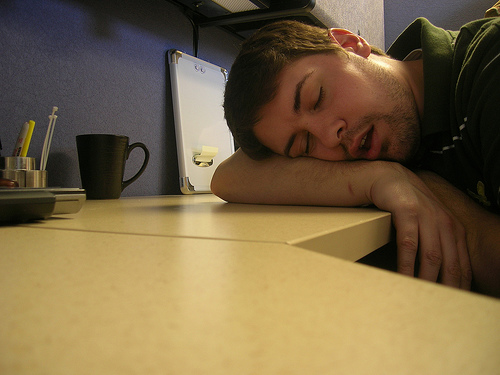 Your Boss Should Let You Nap at Work, and Here's Why
