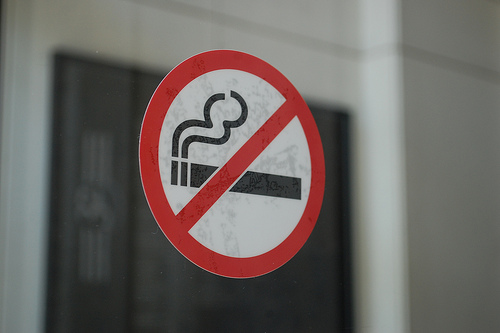 Smoking Returns to the Office