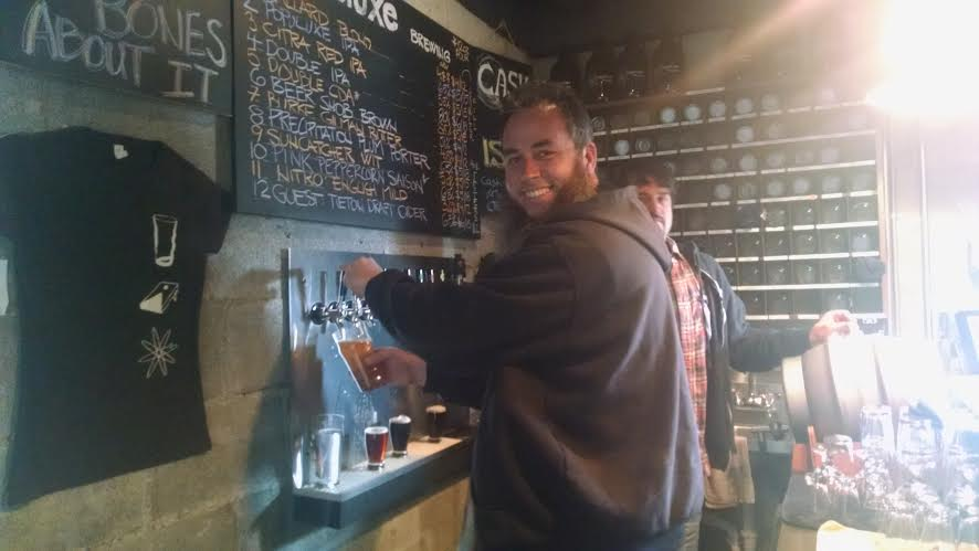 How I Got My Dream Job: Peter Charbonnier, Owner/Brewer at Populuxe Brewing