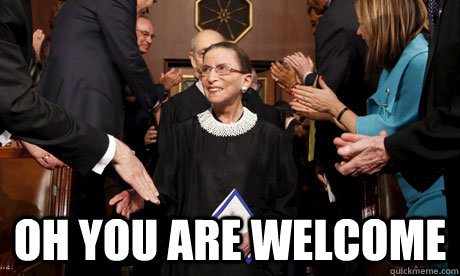 5 Career Lessons From the Notorious R.B.G.
