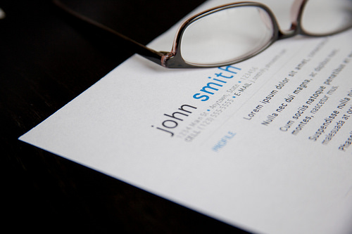 Avoid These 8 Resume Fails [infographic]