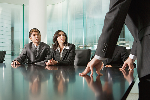 The Importance of Reviewing Your Boss