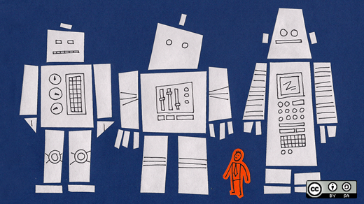 Meet the Robots Reading Your Resume [infographic]