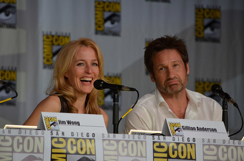 Fox Offered Gillian Anderson Half of Duchovny's Salary for 'The X-Files'