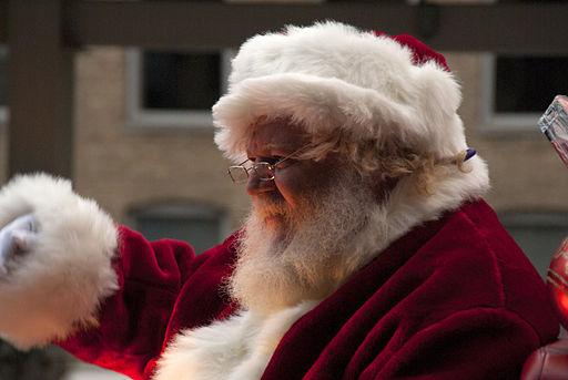 What Would Santa's Salary Be?