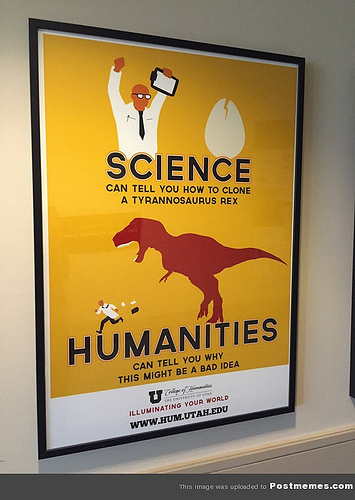 Could Your Humanities Degree Lead You to a STEM Job?