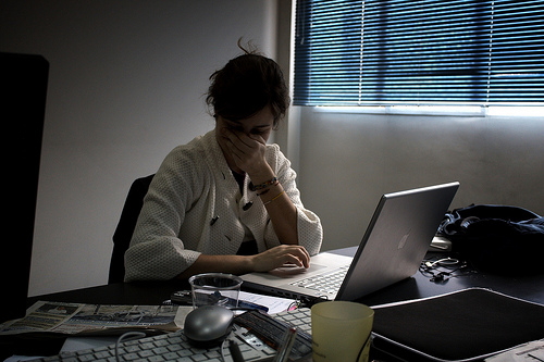 'Presenteeism' Is Not Your Fault: Why Workers Come to Work Sick