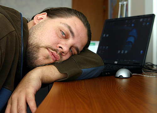 SCIENCE: Why Do We Go to Work When We're Sick?