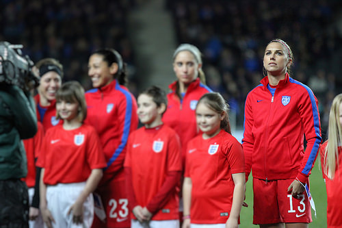 The U.S. Women's National Soccer Team and the Absurdity of the Gender Pay Gap