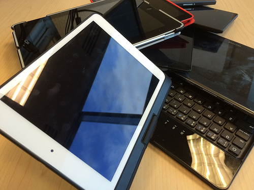 Thinking of Switching to a Tablet at Work? Here's Why You Should Reconsider