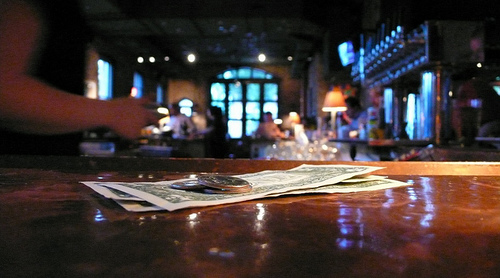 Tipping: A Tough Way to (Not) Make a Living
