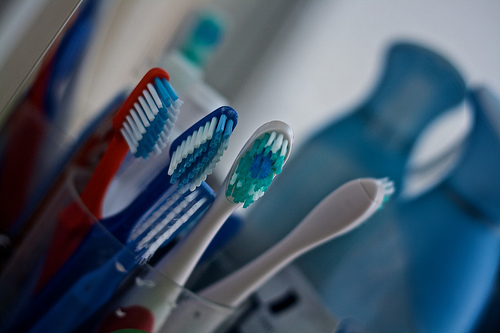 Should You Brush at Work?