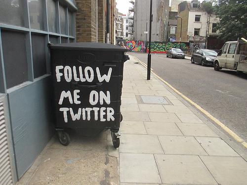 Twitter Dumpster